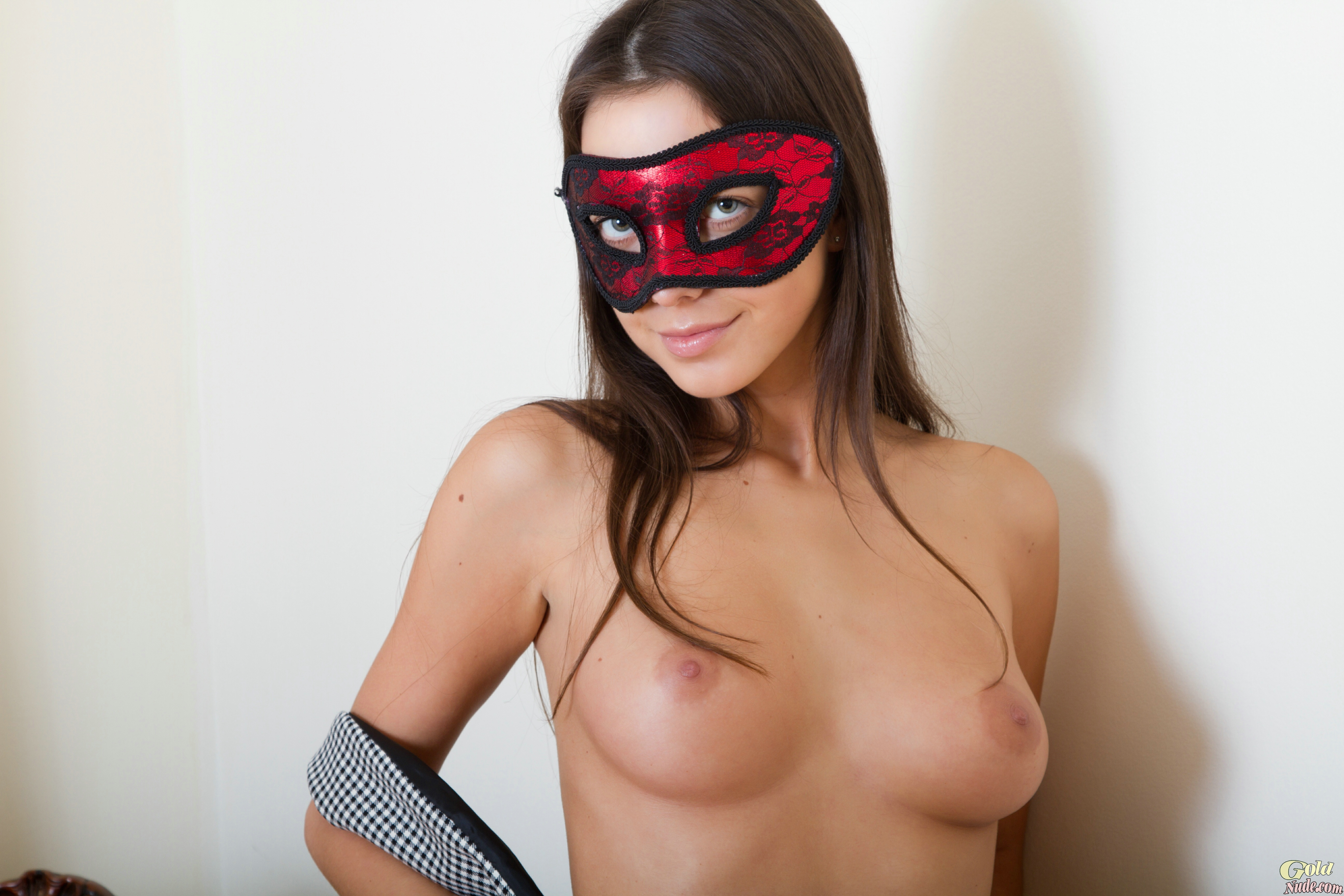 Theme simply Sexy naked women masks